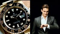 Rolex � Roger Federer Reflection - Play