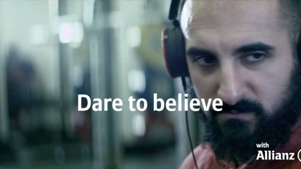 Channel 4 and Allianz Paralympic Films